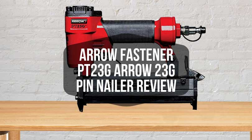 Arrow Fastener PT23G Arrow 23G Pin Nailer