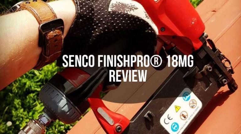 SENCO FinishPro® 18MG, 2-1/8″ 18-Gauge Brad Nailer