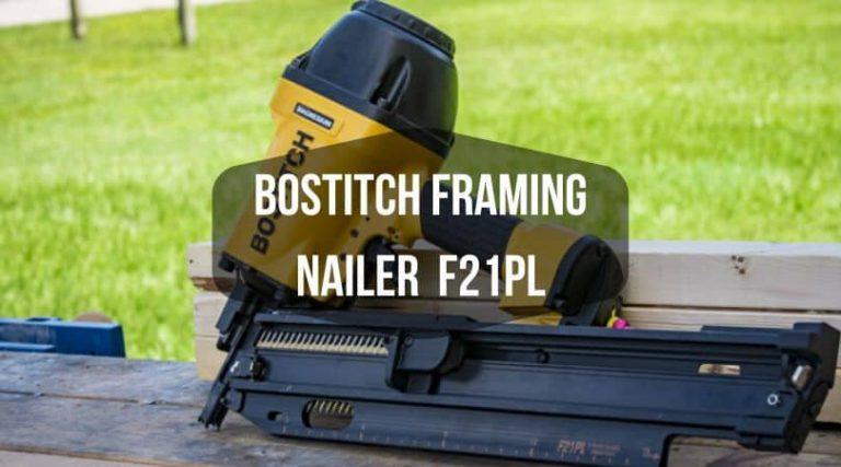BOSTITCH Framing Nailer (F21PL)