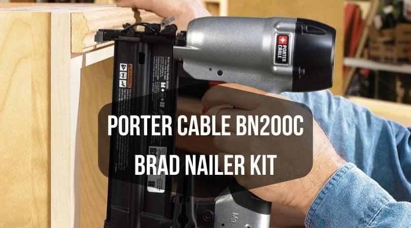Porter Cable BN200C Brad Nailer