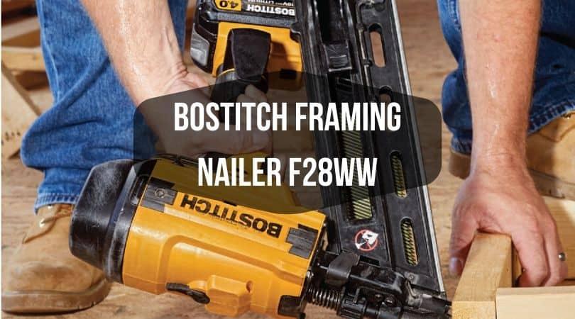 BOSTITCH Framing Nailer F28WW