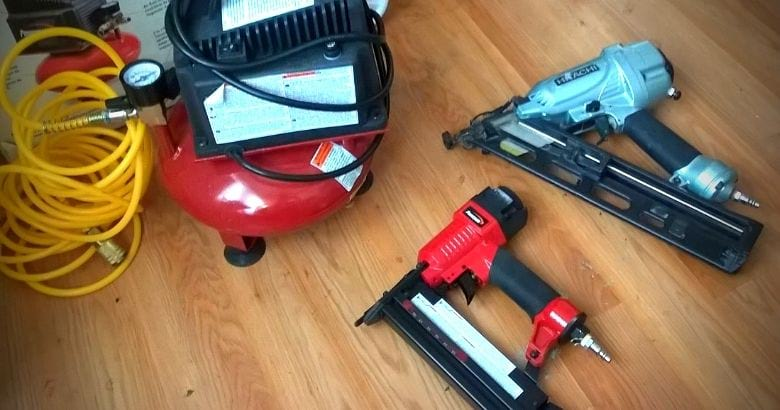 Best Air Compressor for Framing Nailer