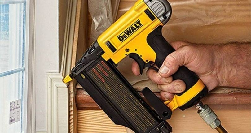 Best Nail Gun for Baseboards