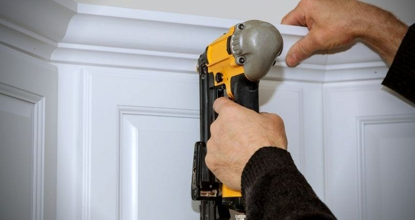 Best Nail Guns for Crown Molding