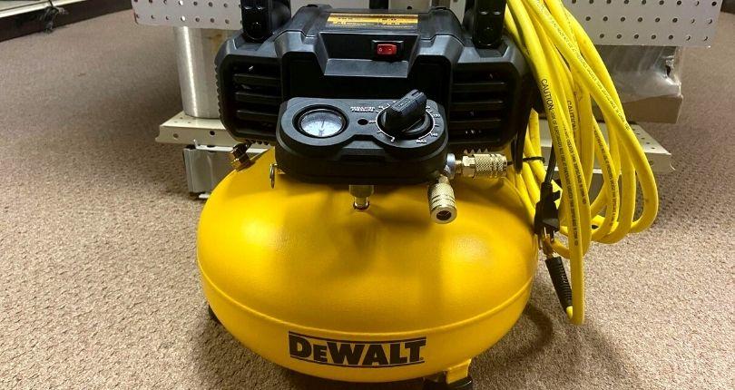 Dewalt 6 Gallon Air Compressor Review