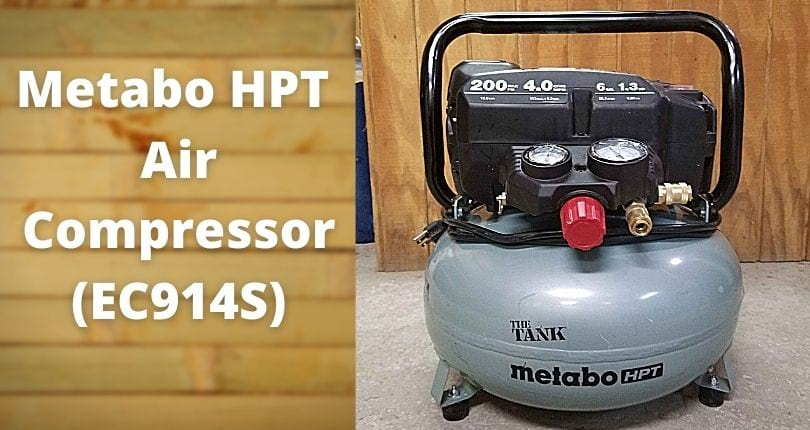 Metabo HPT Air Compressor Combo Kit
