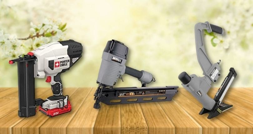 Best Nail Gun for DIY Project