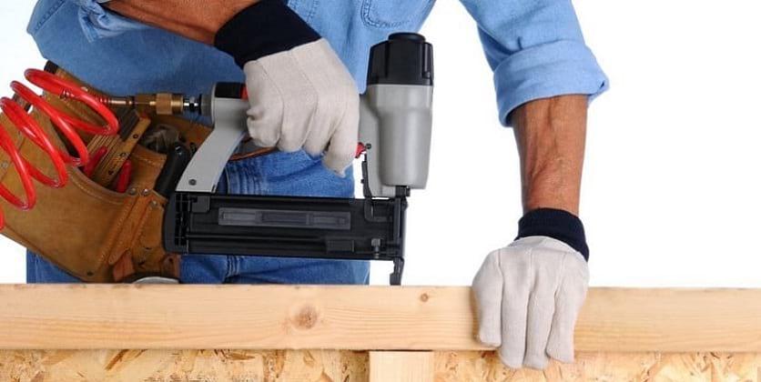 Safety Tips While Using a Nail Gun